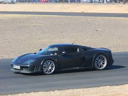 Noble M600 prototype (2009) review by CAR Magazine