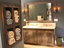 Bathroom, Rustic Industrial Bathroom Ideas Trough Sink For Diy Vanity White  Unique Single Minimalist Black