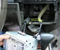 howto p11 headunit installation once you have disconnected all wiring harnesses remove the brackets on each side of the bose you will need these note these come off very hard