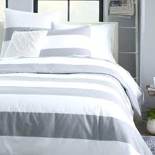 striped duvet cover king awesome grey and white striped duvet cover king intended for grey and