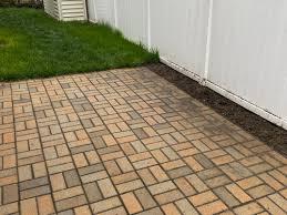 raise a paver patio