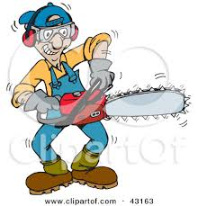 2 man saw clipart. pin chainsaw clipart tree trimming #2 2 man saw