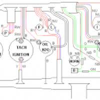instrument wiring diagram page 4 wiring diagram and schematics wiring harness for dash mga 1500 turn signal switch wiring diagram mga turn signal wiring diagram