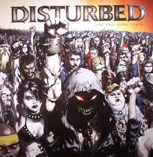 Disturbed 19 thousend fists