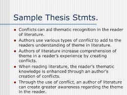 wbc essay how to begin the prompt essay prompt how does the sample thesis stmts conflicts can aid thematic recognition in the reader of literature