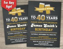 birthday invitation templates free sle exle male 50th birthday invitations for him free