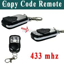 fixed frequency remote control duplicator for how to reset your garage door code with regard learning
