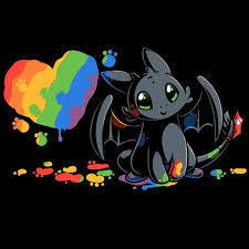 paw painting paw painting t shirt how to train your dragon teeturtle