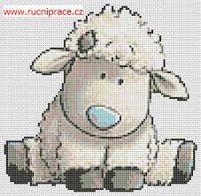 Chart Cross Stitch Free Lamb Free Cross Stitch Free Pattern Download Cross