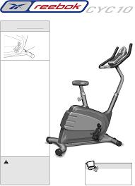 reebok exercise bike. reebok exercise bike