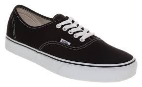 vans black and white. mens-vans-authentic-black-white-trainers-shoes vans black and white k