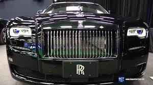 2017 Rolls Royce Ghost Series II - Exterior and Interior ...