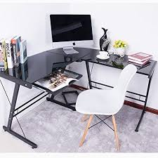 buy shape home office. LIFE CARVER L Shaped Corner Computer Desk Workstation Study Table With Keyboard Shelf For Small Space Buy Shape Home Office