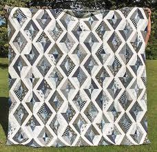 61 best Quilt Designer-Parson Gray images on Pinterest | Amy ... & Prism quilt pattern in Parson Gray fabrics | Flickr - Photo Sharing! Adamdwight.com