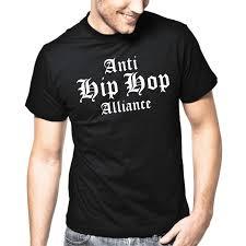 Anti Hip Hop Alliance Rap Sprüche Geschenk Lustig Spaß Comedy Fun