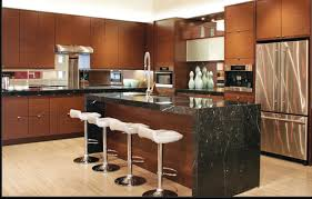 Small Kitchen Ideas With Dark Cabinets Kitchen Appliances Tips And