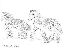 Coloring Pages Wild Mustang Coloring Pages Free Of Horses Horse