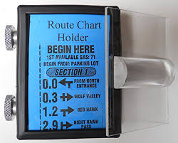 Dual Sport Roll Chart Enduro Dual Sport Route Chart Holder Roll Sheet Includes