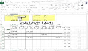 work scheduler excel download employee scheduler for excel and openoffice 2 1