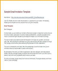 Professional Email Writing Format Business Examples Sample