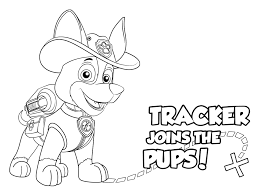 Paw Patrol Coloring Pages Getcoloringpagescom