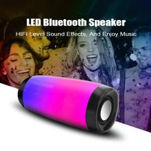 Buy Colorful <b>Light Wireless Bluetooth Speaker</b> Usb online - Buy ...