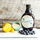 blueberry blackberry spice syrup