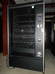 Rowe Vending Machine Impressive Rowe International 48 SR Glass Front Vending Machine For Sale