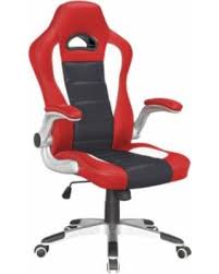 executive computer chair. ViscoLogic Series CALION Leather Executive Office Computer Chair High Back (Red Black White) P