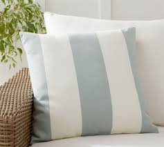 Classic Striped Indoor Outdoor Pillows