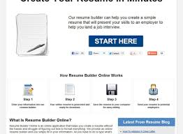 Fill Resume Online Free Resume Quick Resume Builder Free Easy Resume Builder App Free 66