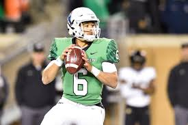 North Texas Football Depth Chart 5 Key Storylines For North Texas In 2019 Including How Qb