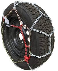 Security Chain Tire Chains Size Chart Buyers Guide The Best Tire Chains And How To Pick The