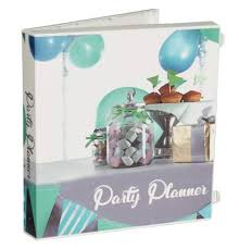 Party Planer Unikeep Party Planner Kit Blue