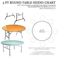 8 ft tables seating home design center