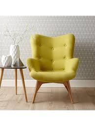 fabric accent chairs. Delighful Fabric Ideal Home Papillion Contour Fabric Accent Chair  Verycouk In Chairs
