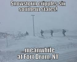 Crippling Snow! - quickmeme via Relatably.com