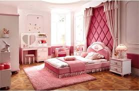 princess bedroom furniture. Pink Princess Bedroom Bed Modern Color Upholstered Unique Kids Furniture Sets
