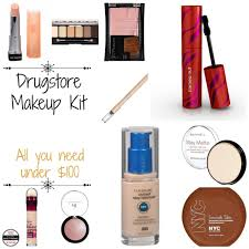 makeup kit on southeastbymidwest