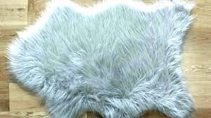fake fur rugs fake fur rug faux sheepskin rugs large white fur rug canada faux fur rugs