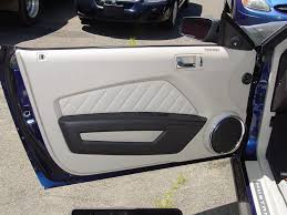 2010 2014 ford mustang coupe car audio profile ford mustang front door