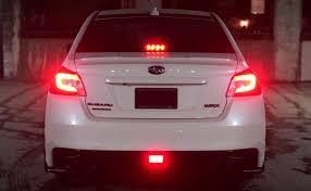 3rd Brake Light Wrx Ijdmtoy 1 Plug N Play Strobe Flash Controller For 2015 Up Subaru Wrx Or Sti Rear Windshield Led High Mount Third Brake Light