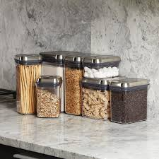 oxo pop containers. Plain Containers Amazoncom OXO SteeL POP Container  Airtight Food Storage 4 Qt For  Flour And More Savers Kitchen U0026 Dining On Oxo Pop Containers S