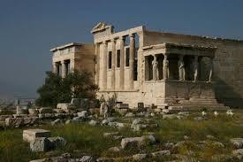 Древняя Греция Архитектура и Архитекторы Эрехтейон