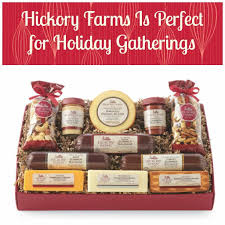 family traditions are very important to my husband and i one of those traditions that we love is enjoying hickory farms with family