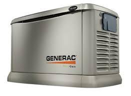 generac. Generac EcoGen 7034 15kW Generator For Off Grid Applications A