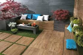 outdoor wood tiles outdoor wooden tiles wood look tile from atlas outdoor timber tiles garden decking