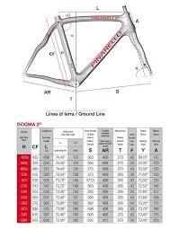 Pinarello Dogma Frame Size Chart Oceanfur23 Com