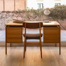 midcentury desk by arne vodder for sale at pamono