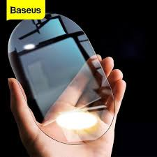 <b>Baseus</b> 2Pcs <b>Car Rearview</b> Mirror Rainproof Film <b>0.15mm</b> Clear ...